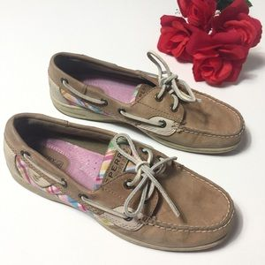 Sperry Top Suede Boat Shoes